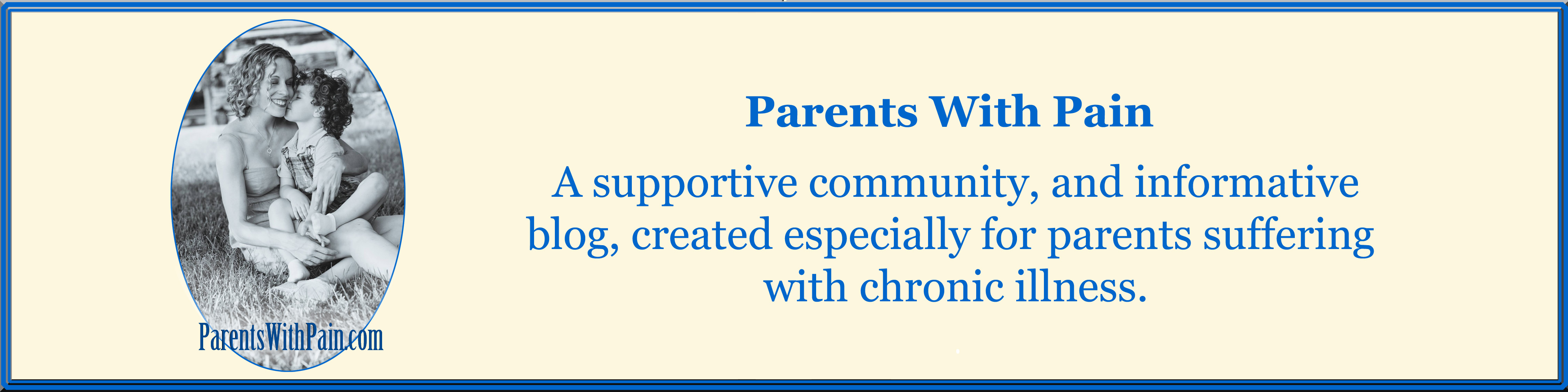 Parents with Pain Community - Chronic Pain, Fibromyalgia Support